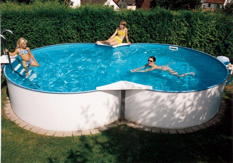 Piscine fuori terra riva by zodiac piscina fuori terra for Piscine rigide