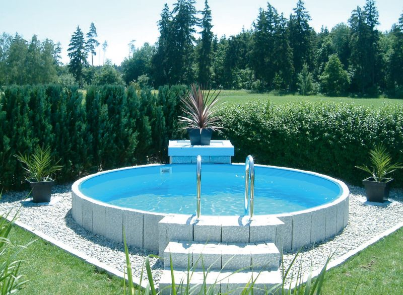 Piscine fuori terra rio by zodiac piscina fuori terra for Piscine portante