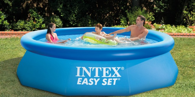 Piscine fuori terra intex easy set piscina fuori terra for Piscine easy set intex