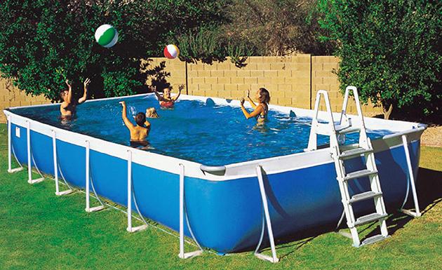 Piscine fuori terra technypools majorca piscina fuori for Piscina fuori terra 10x5 prezzi