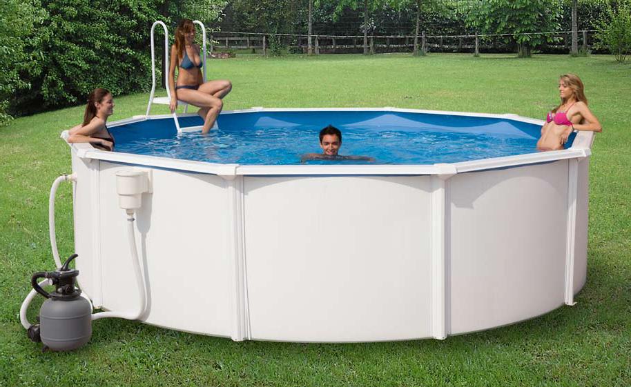 Piscine fuori terra rivieras by new plast piscina fuori for Piscina fuori terra prezzi