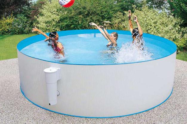 Lp vuota piscina fuori terra guida all 39 acquisto a for Piscine fuori terra in acciaio prezzi
