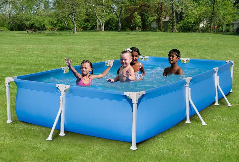piscine fuori terra garden by new plast piscina fuori