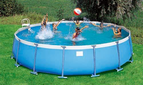 Piscine fuori terra technypools naxos piscina fuori - Misure piscine fuori terra ...