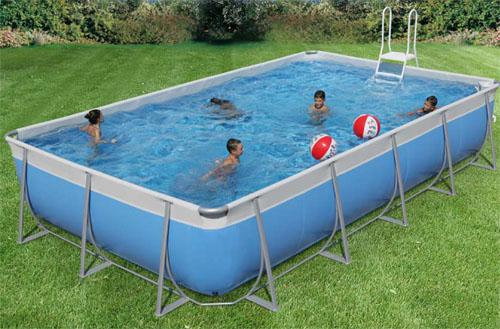 Piscine fuori terra technypools niagara piscina fuori for Piscina fuori terra 10x5 prezzi