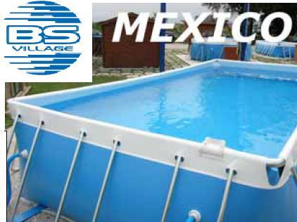 Piscine fuori terra mexico by waterline piscina fuori terra guida all 39 acquisto a prezzi scontati - Piscine fuori terra rettangolari ...