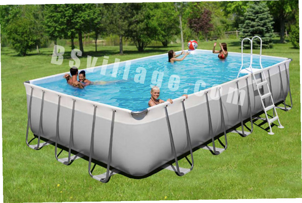 Piscine fuori terra prestige by new plast piscina fuori for Piscine portante