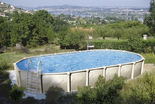 Piscine fuori terra vogue atrium ovali piscina fuori for Piscina fuori terra 10x5 prezzi