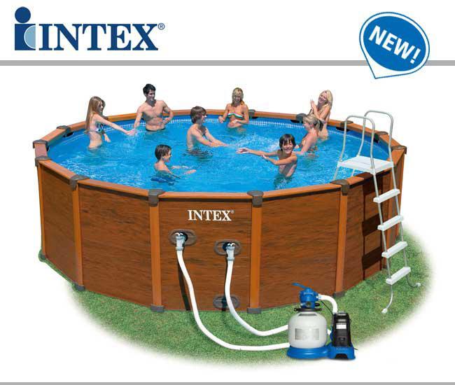 Intex archivi piscina fuori terra guida all 39 acquisto a prezzi scontati - Piscine intex fuori terra ...