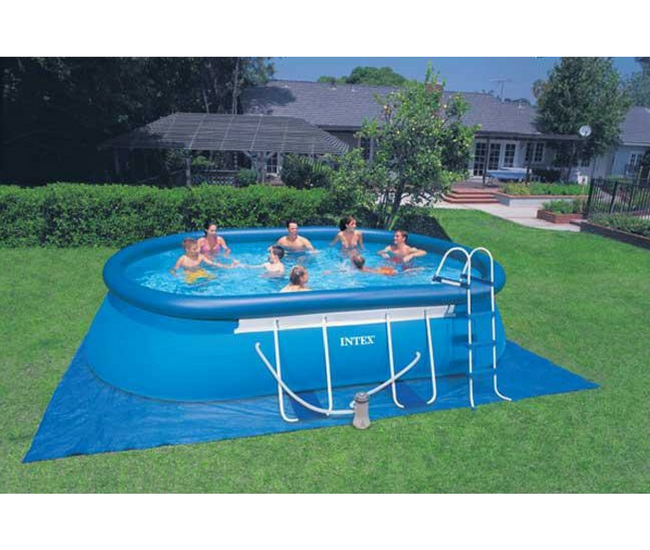 Piscine fuori terra intex frame ellipse piscina fuori for Piscine fuori terra intex prezzi