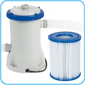 Pompa filtro e cartuccia