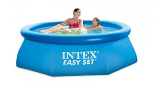 Intex easy set 2,44