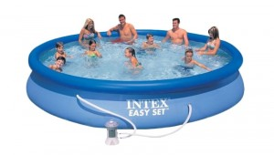 Intex easy set 4,57x0,84