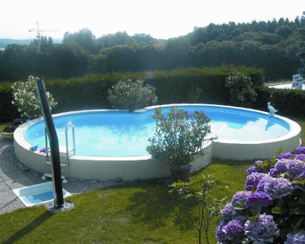 Piscine fuori terra riva by zodiac piscina fuori terra for Offerte piscine fuori terra