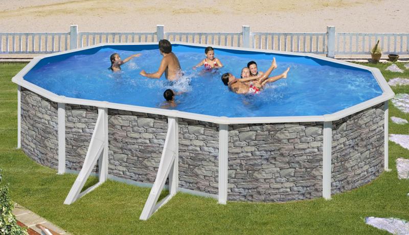 Piscine fuori terra gre corcega piscina fuori terra for Piscina fuori terra prezzi