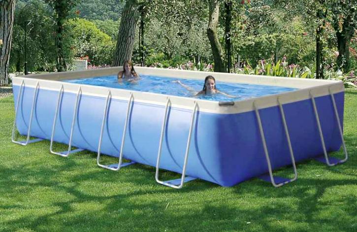 Piscine fuori terra technypools jamaica piscina fuori for Piscina fuori terra 10x5 prezzi
