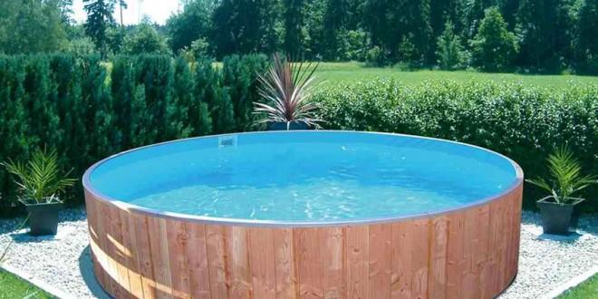 Piscine fuori terra rivestite in legno steel wood piscina fuori terra guida all 39 acquisto a - Piscine fuori terra rivestite ...