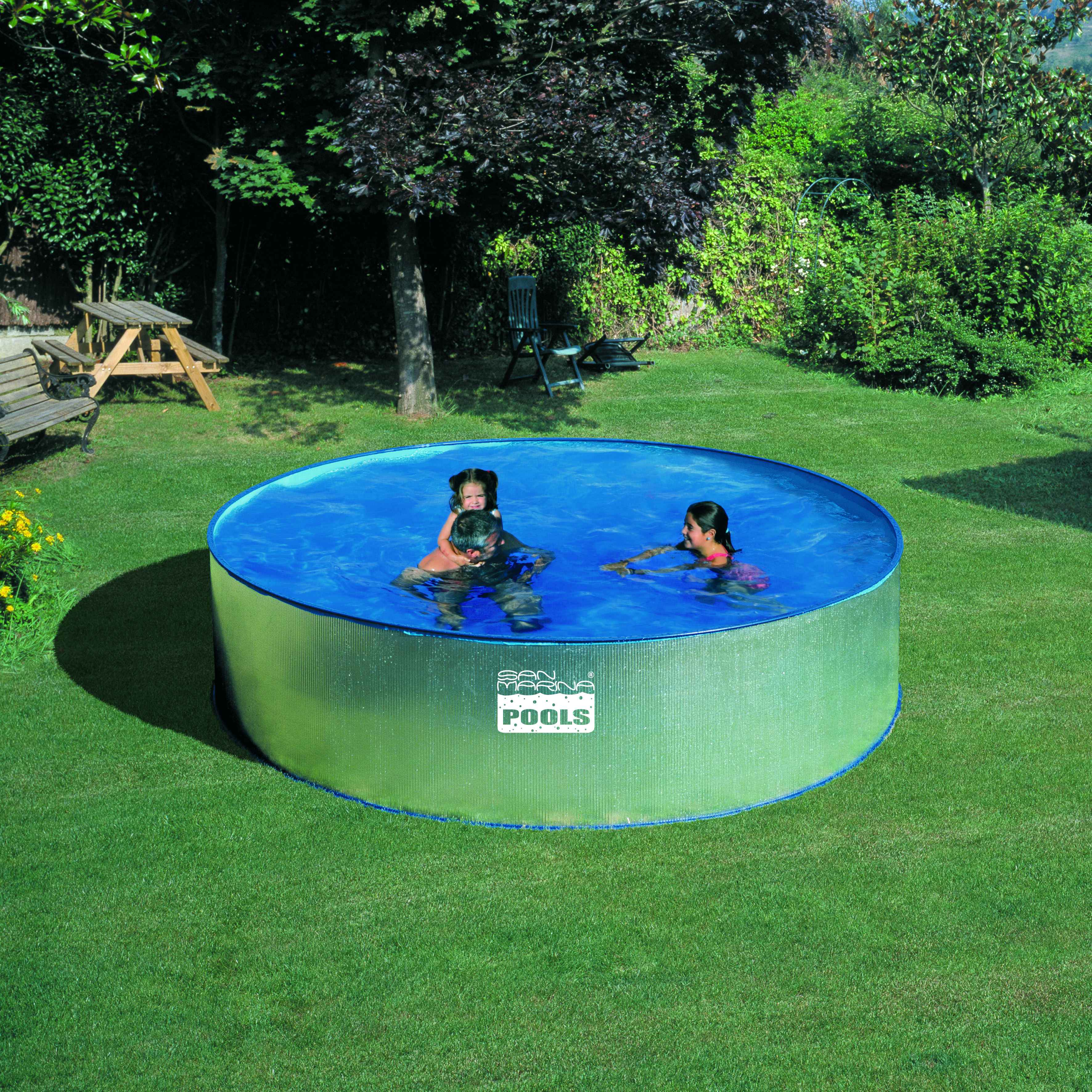 Piscina fuori terra mallorca by gre piscina fuori terra guida all 39 acquisto a prezzi scontati - Piscina a terra ...