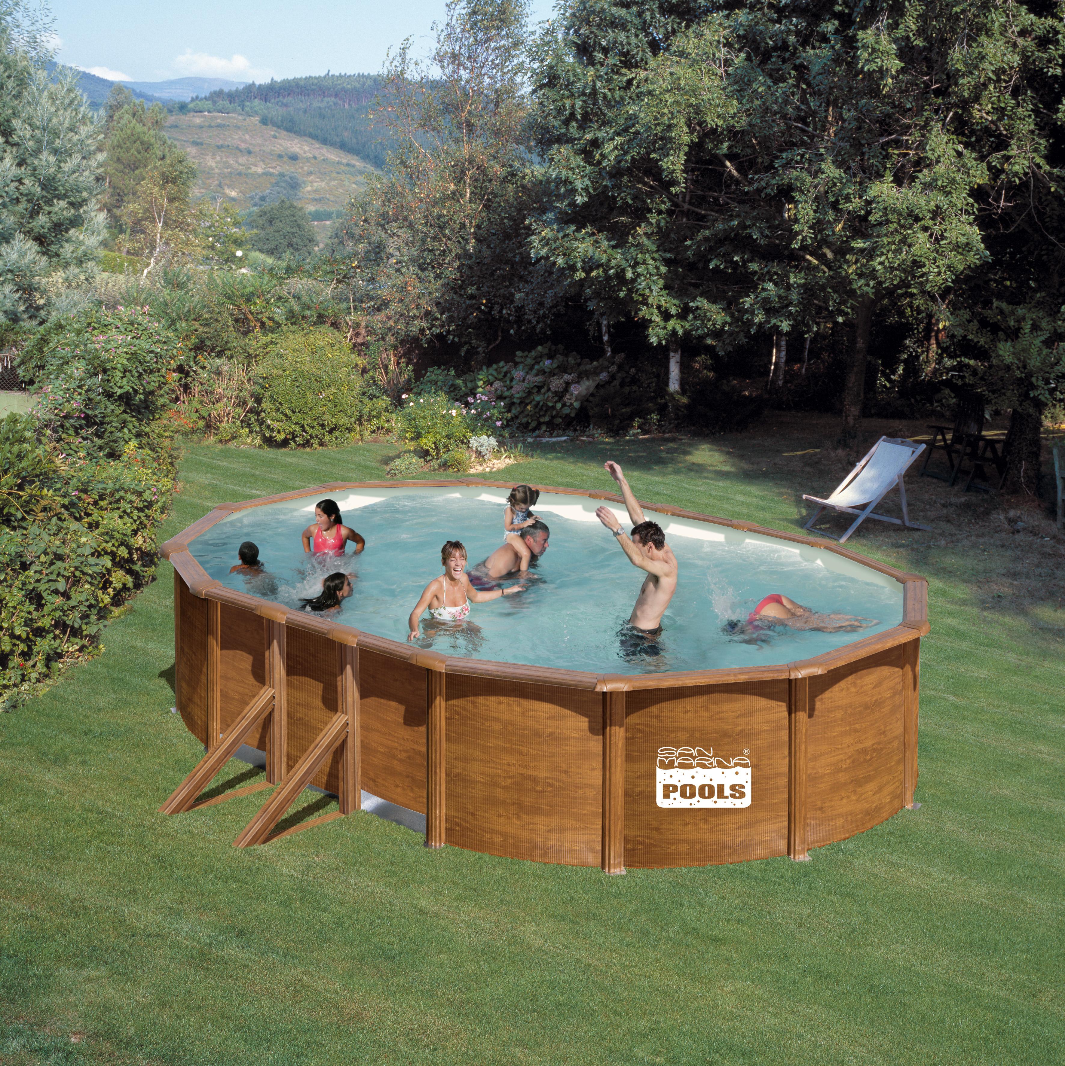 Piscine fuori terra pacific by gre piscina fuori terra - Occasioni piscine fuori terra ...
