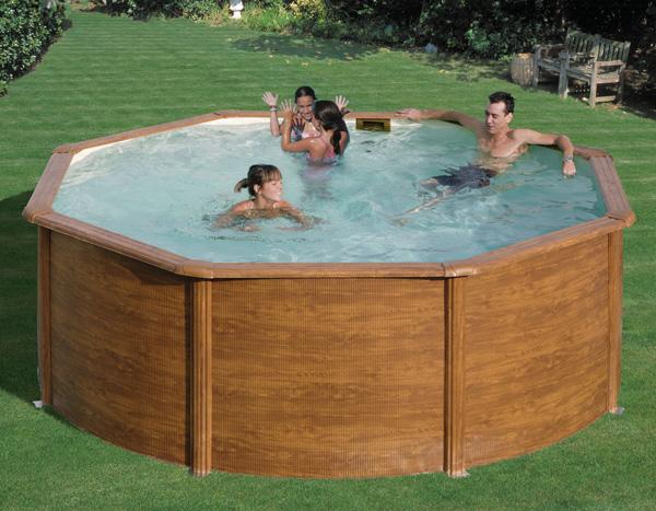 Piscine fuori terra pacific by gre piscina fuori terra for Kit piscina fuori terra