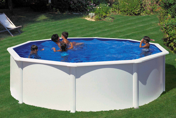 Piscine fuori terra atlantis by gre piscina fuori terra for Atlantis piscine