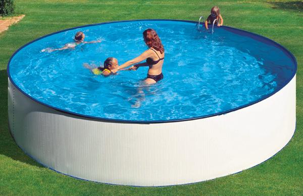 Piscine fuori terra ibiza by gre piscina fuori terra - Piscine in acciaio fuori terra ...