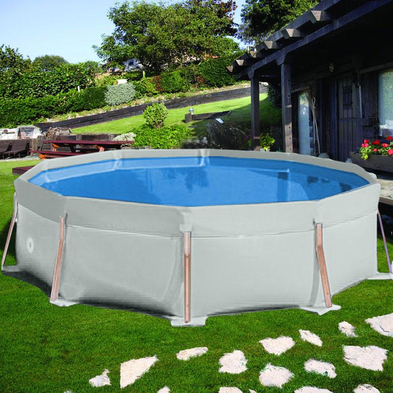 Piscine fuori terra altezza 150 confortevole soggiorno for Piscine fuori terra rigide
