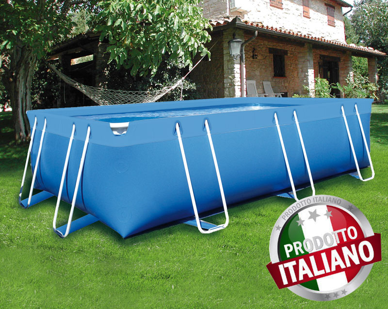 Piscina Fuori Terra Italica Como