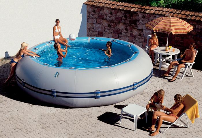piscina fuori terra gonfiabile zodiac modello winky