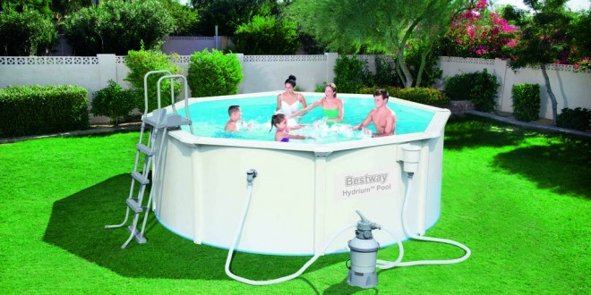 Piscine fuori terra bestway hydrium piscina fuori terra for Accessori piscine fuori terra bestway