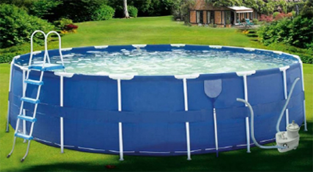 Piscine fuori terra junior piscina fuori terra guida for Piscina fuori terra 10x5 prezzi