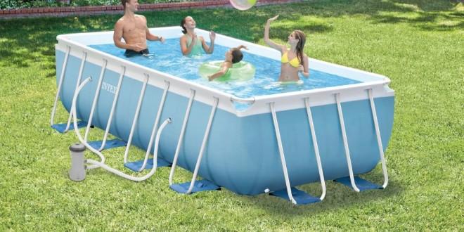 Piscine fuori terra intex prisma frame piscina fuori for Piscine fuori terra intex prezzi