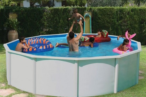 Piscine fuori terra fantasy meadley piscina fuori terra - Piscina limbiate prezzi 2017 ...