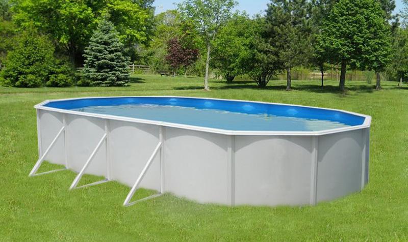 Piscine fuori terra fantasy huron piscina fuori terra - Piscine in acciaio fuori terra ...