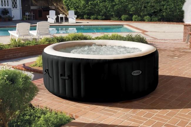 Vasca spa idromassaggio gonfiabile intex bubble terapy piscina fuori terra guida all 39 acquisto - Quanto costa mantenere una piscina fuori terra ...