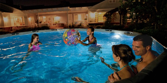 Lampade per piscine fuori terra piscina fuori terra for Luci per piscina fuori terra